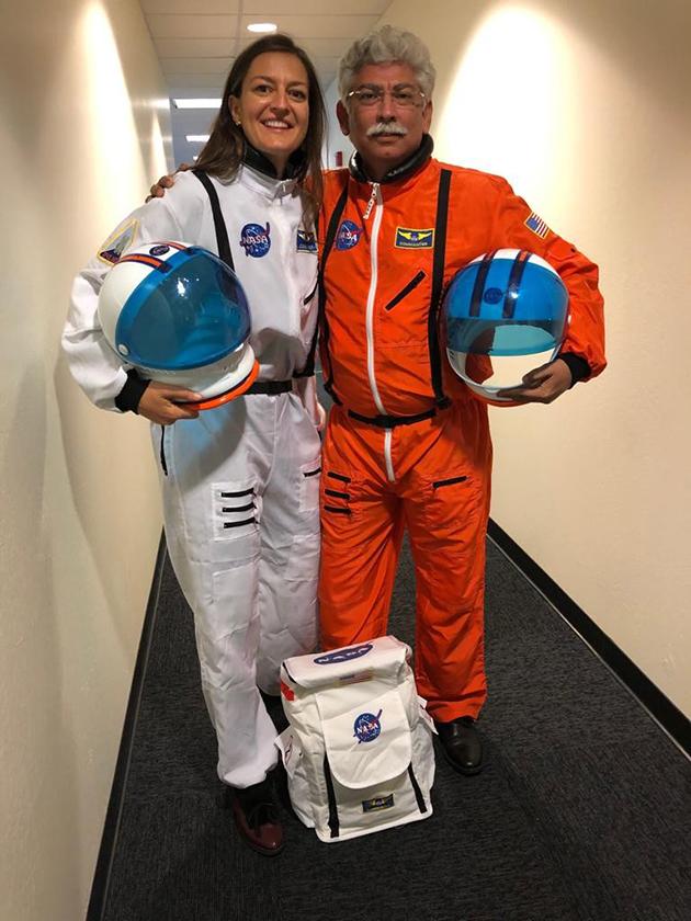 Singularity University Executive Program - Participants (NASA)