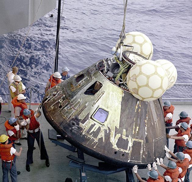 Apollo 13 Capsule