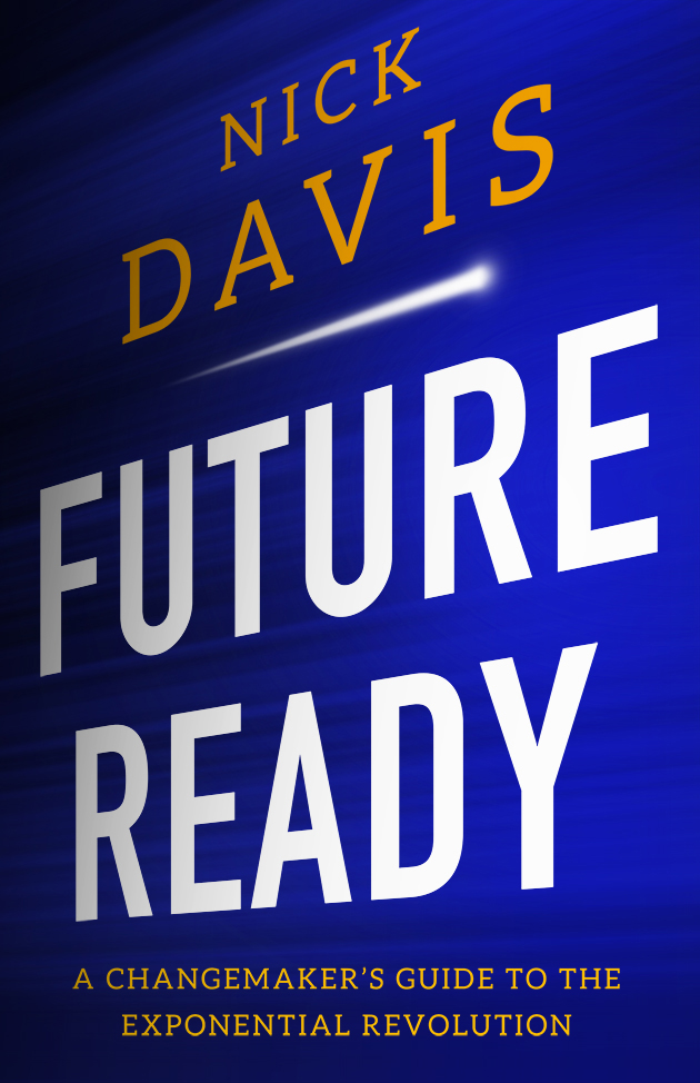 Nick Davis Book Cover