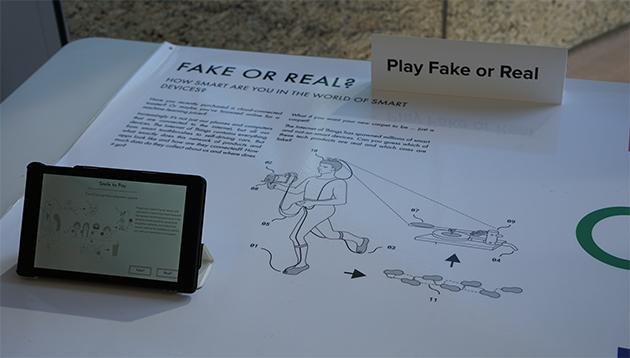 Play fake or real