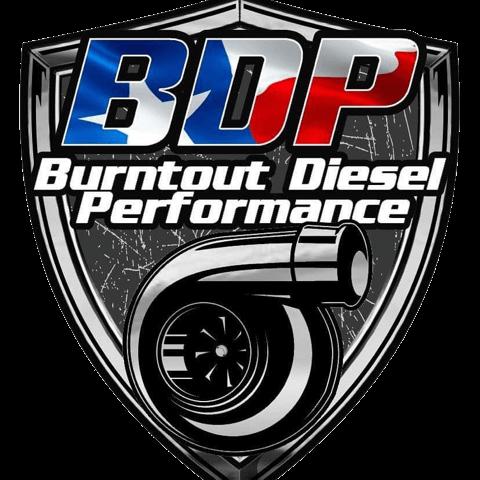 Burntout Diesel Performance badge logo