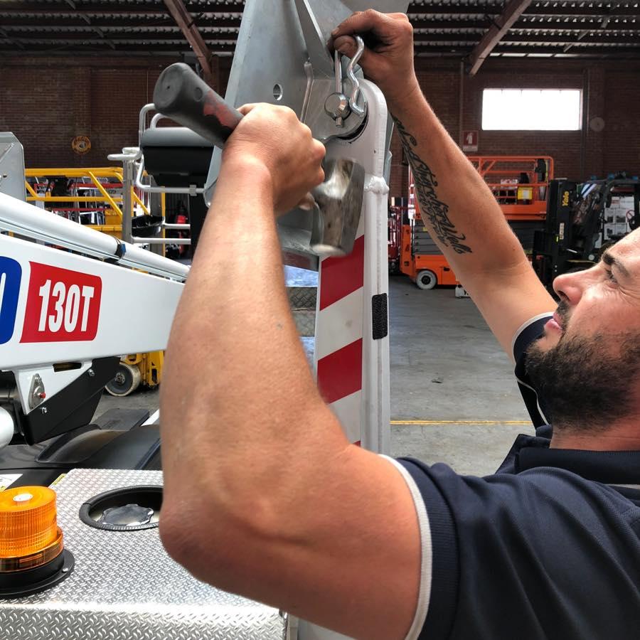 warranty repairs