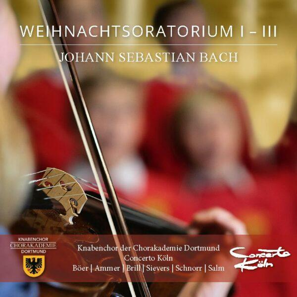 J. S. Bach: Christmas Oratorio I-III (2019)