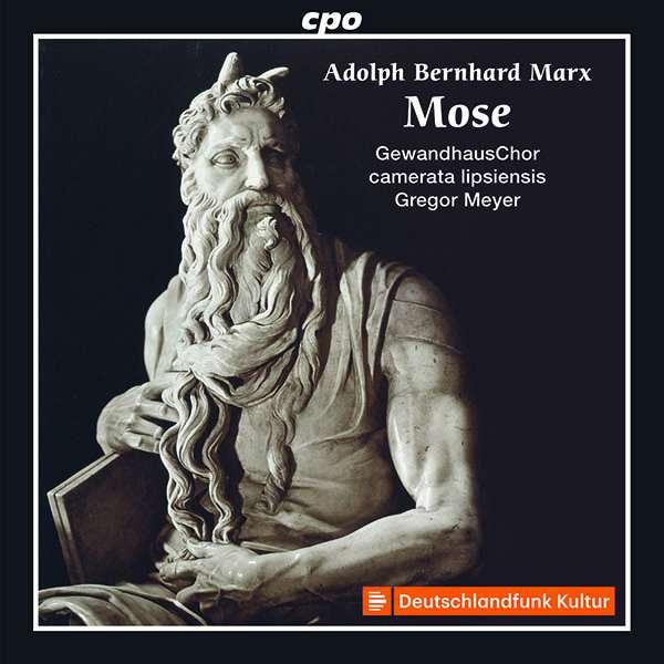 A. B. Marx: Mose (2020)