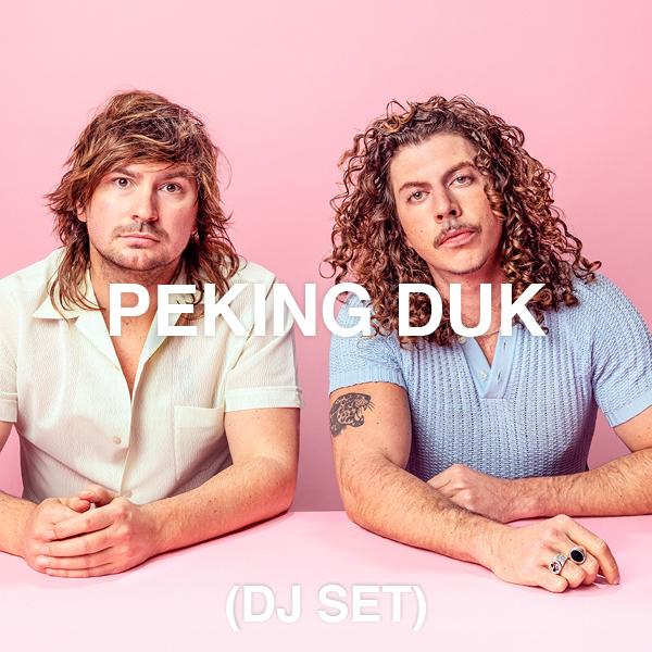 PEKING DUK (DJ SET)