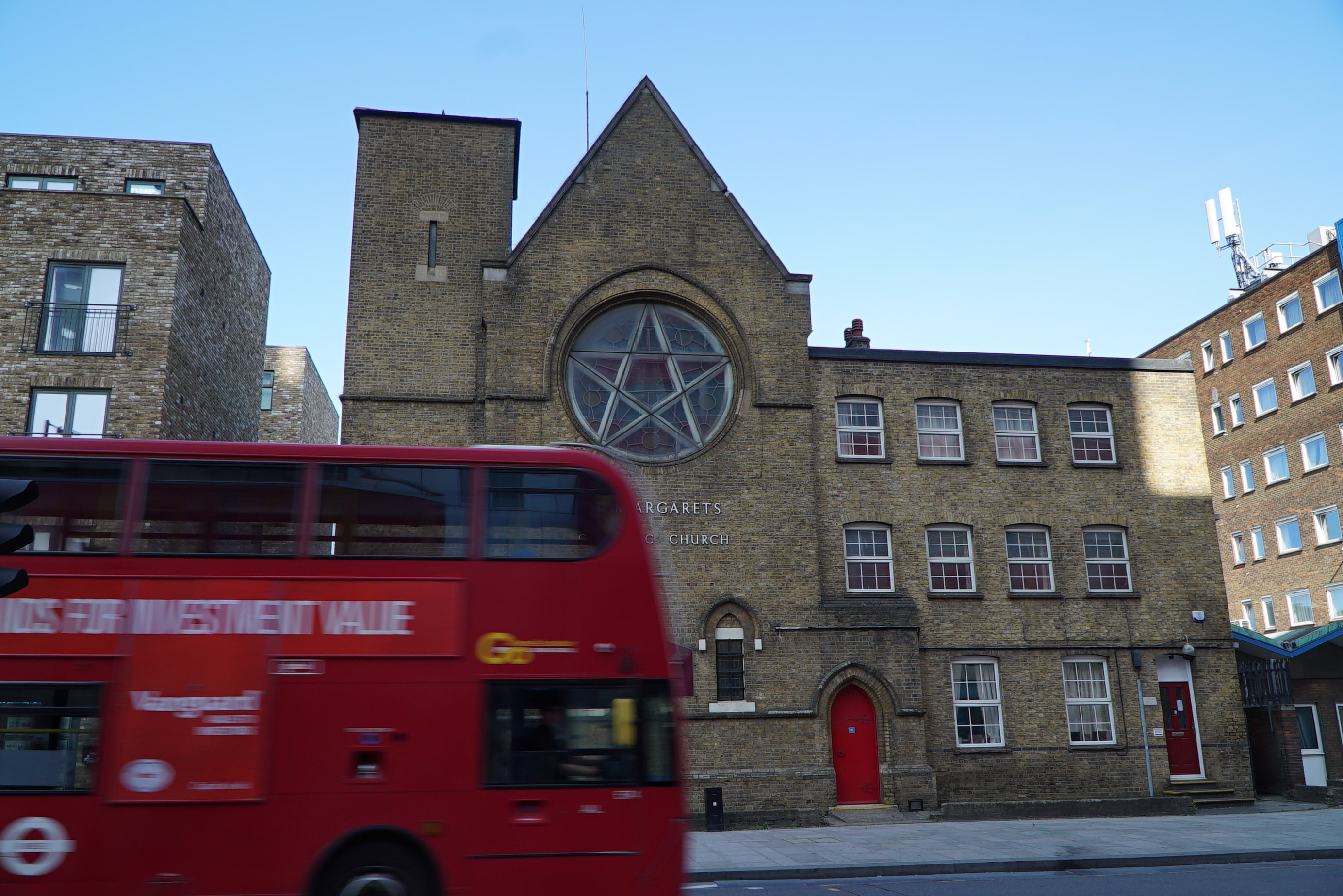 St Margaret's, Canning Town