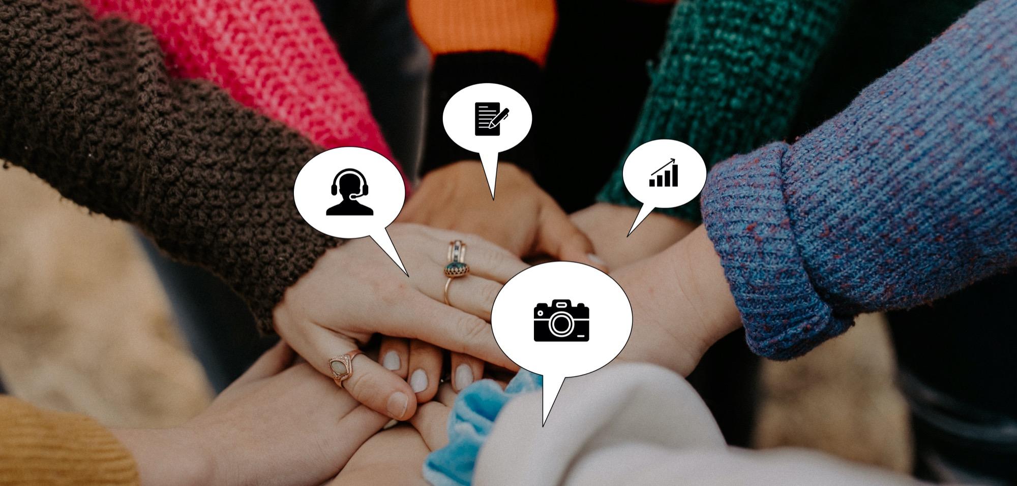 Keys to a Winning Social Media Team