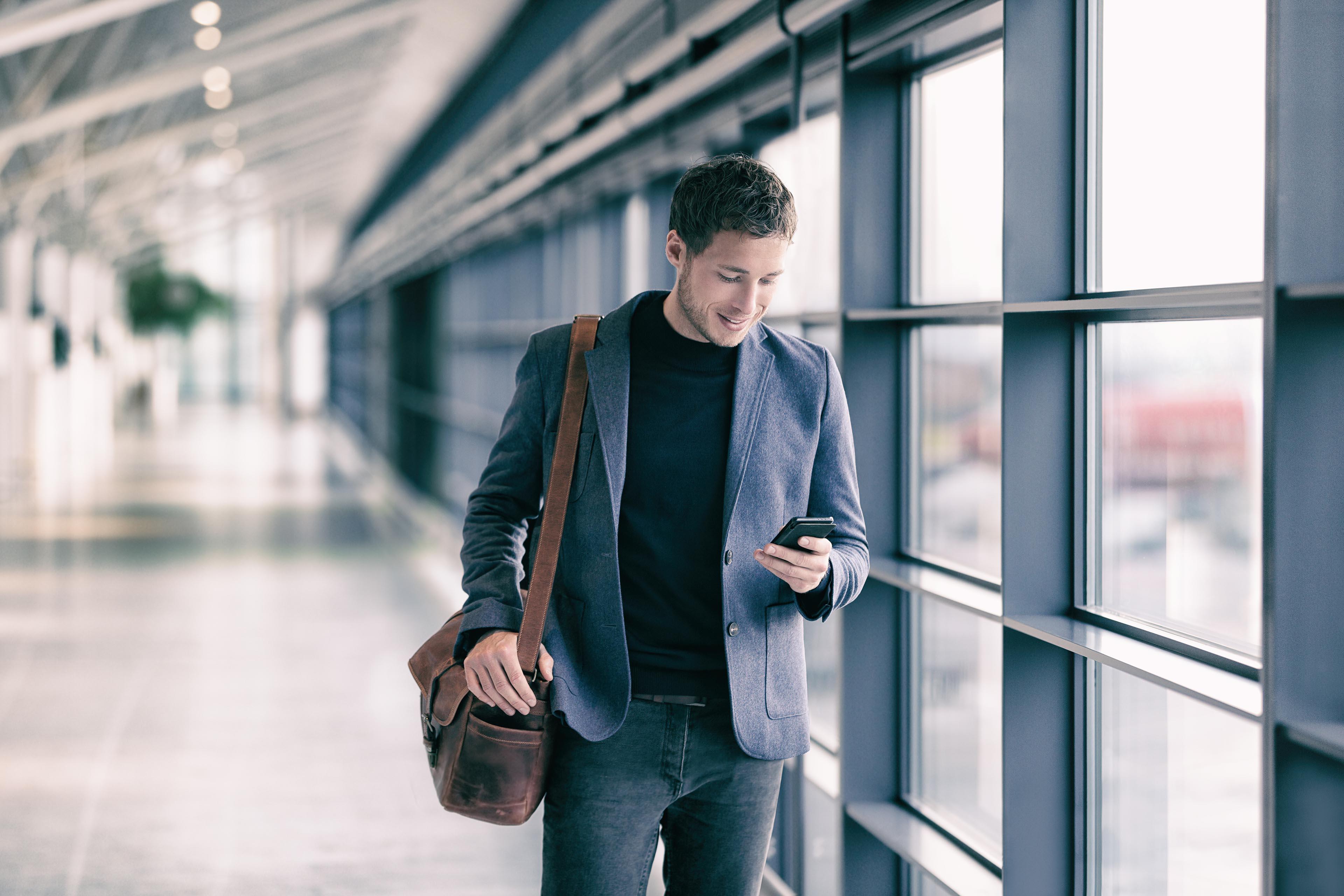 Die Reisemanagerin – Businessreisen
