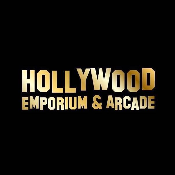Hollywood Emporium & Arcade logo