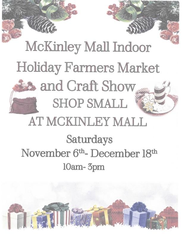 Indoor Holiday Farmers Market