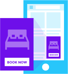 book now graphic