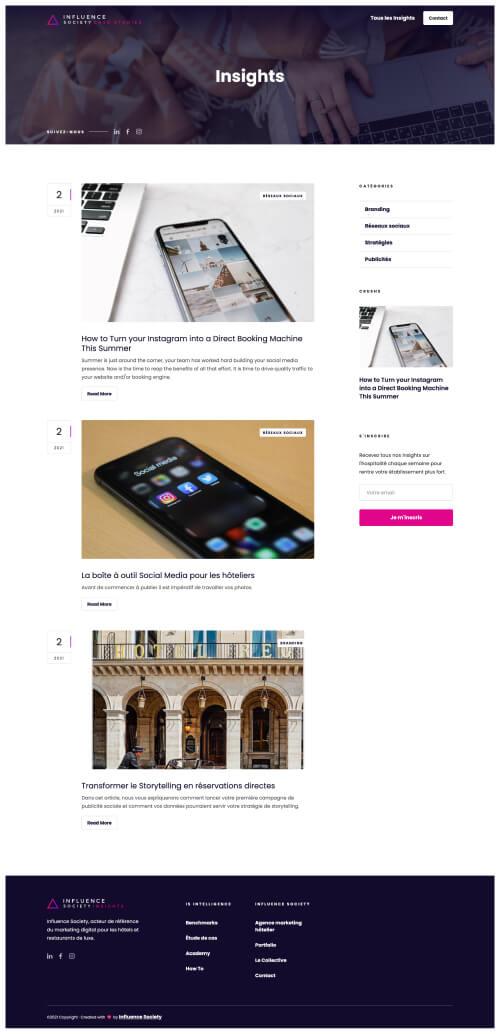 A webpage screenshot