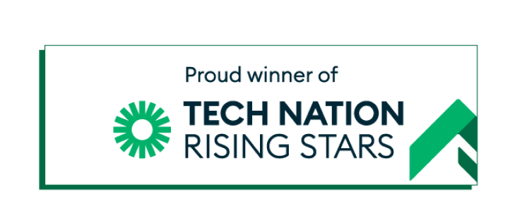 Tech Nation Rising Stars logo