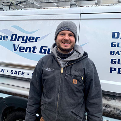 Kyle, Owner of the Dryer Vent Guys