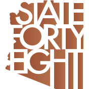 state forty eight logo