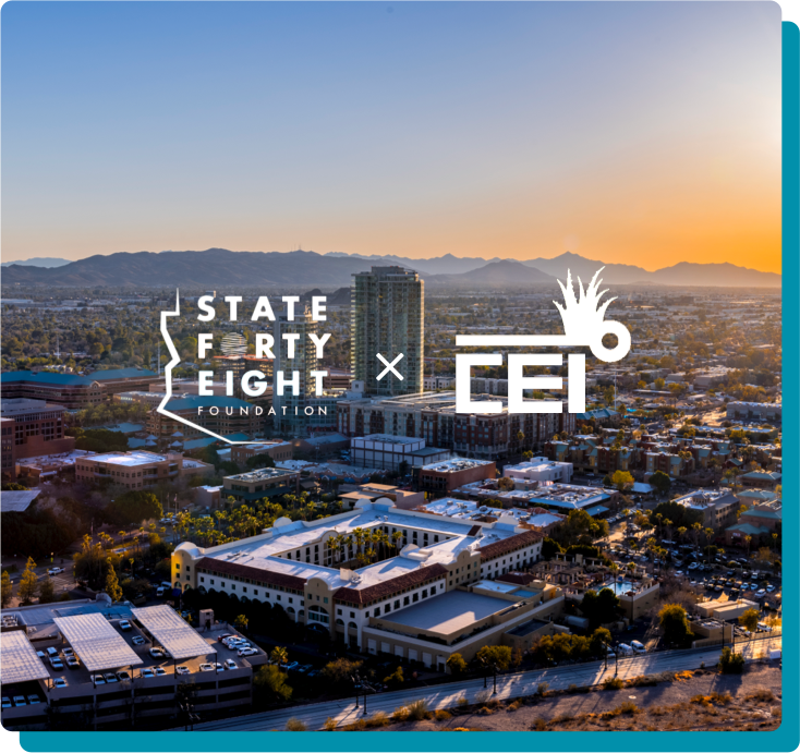 State Forty Eight Foundation in partnership with Center for Entrepreneurial Innovation in Downtown Phoenix, Arizona