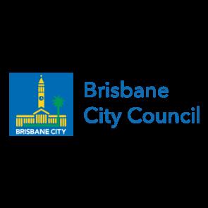 Brisbane City Libraries logo.