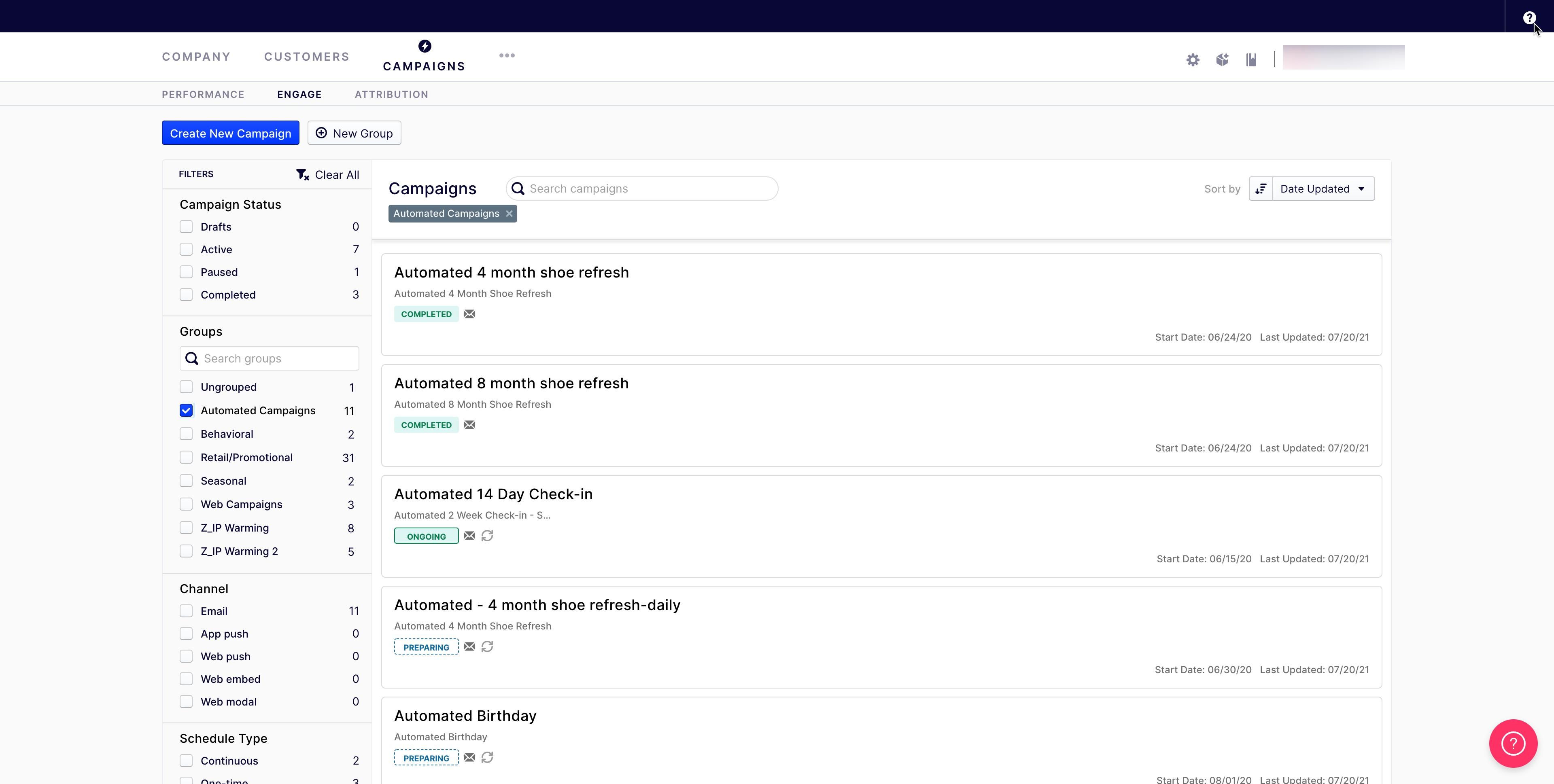 Run Specialty Retail Email Automation via Klaviyo