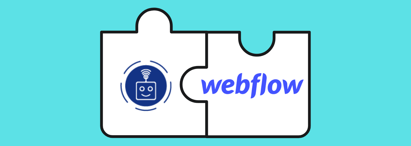 Adding a chatbot to your Webflow site