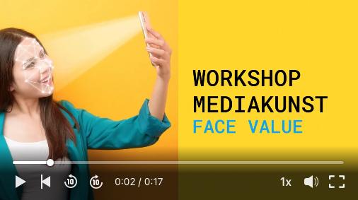 Nieuwe workshop FACE VALUE voor scholieren