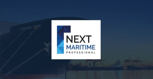 Website Next Maritime Professional is live!