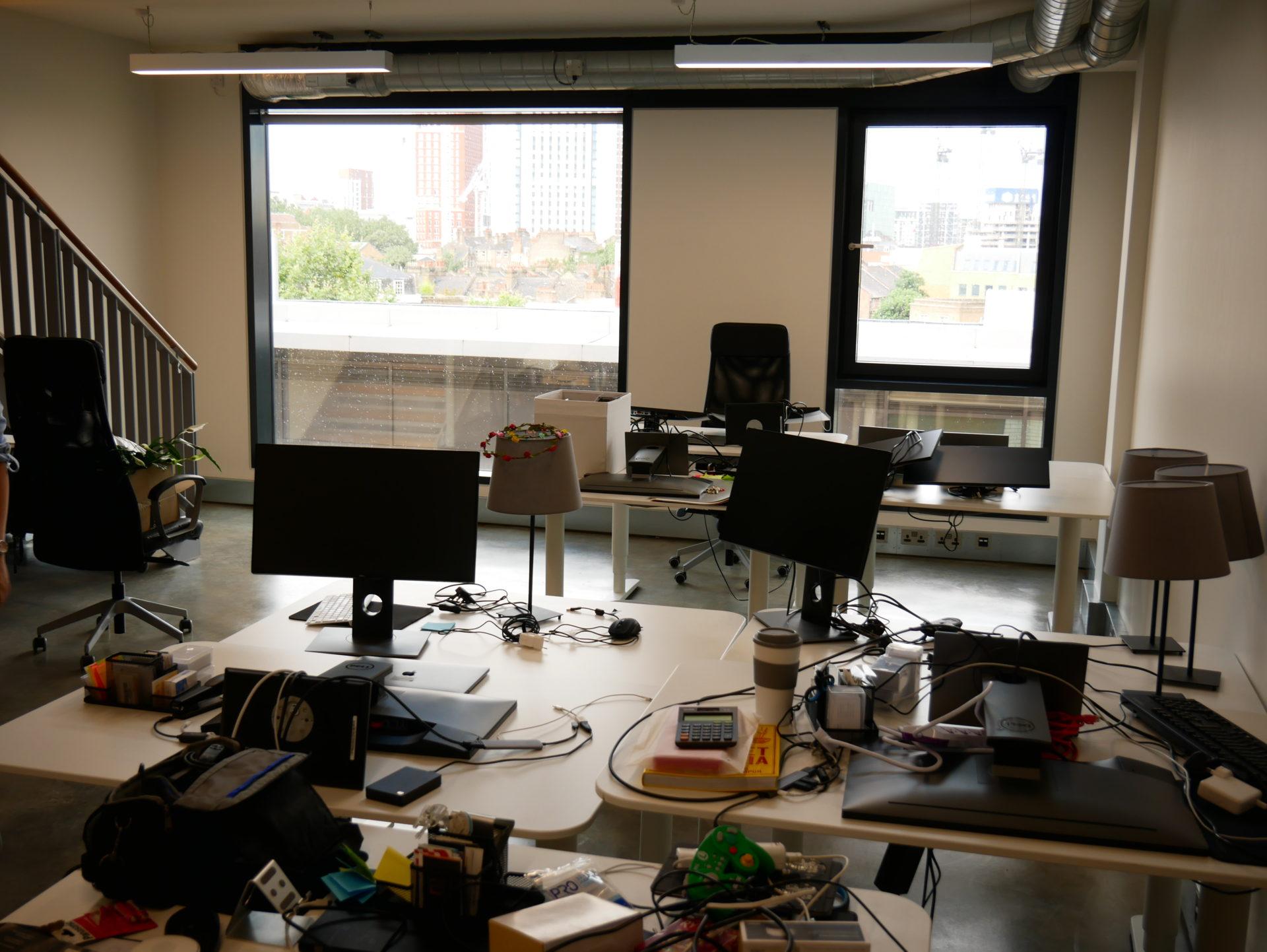 Minut's London Office