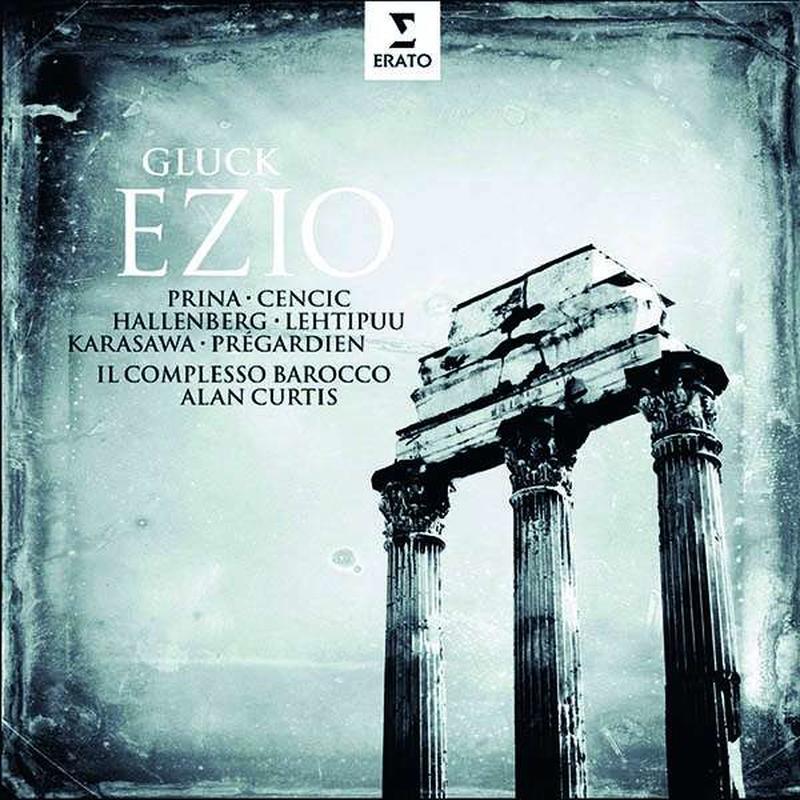 Christoph Willibald Gluck: Ezio (Prager Fassung 1750)