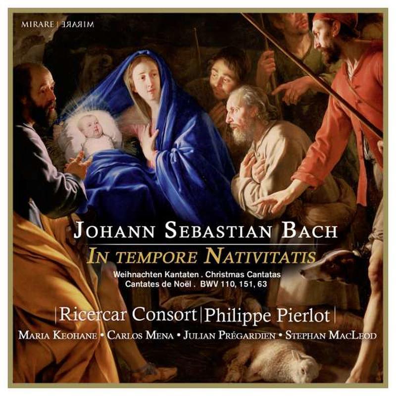 Johann Sebastian Bach: In Tempore Nativitatis
