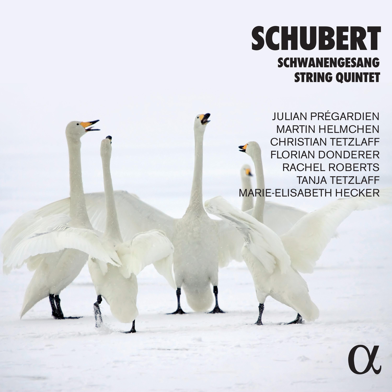 Schubert Schwanengesang String Quintet