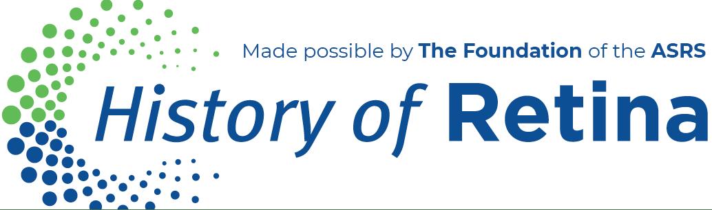History of Retina Logo