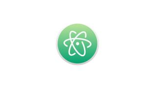 atom text script