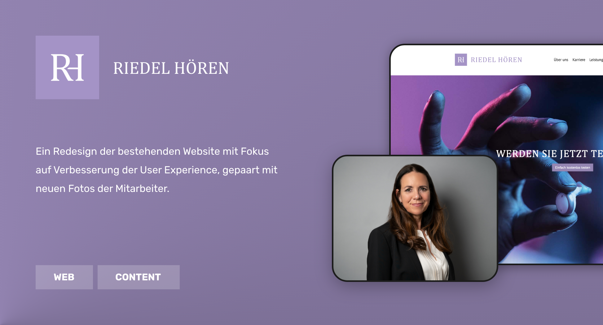 Riedel Hören