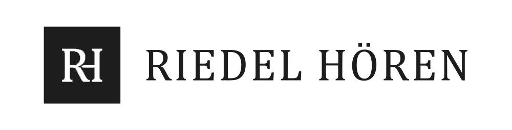 Riedel Hören Logo