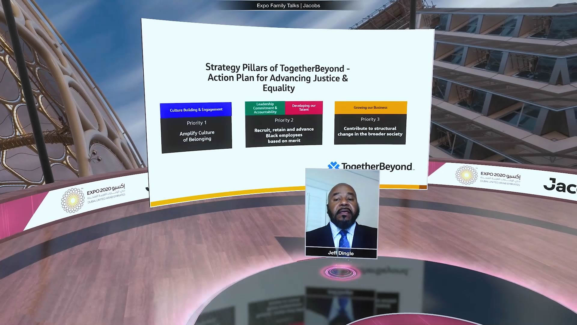 expo 2020 thematic weeks virtual event virtual speaker