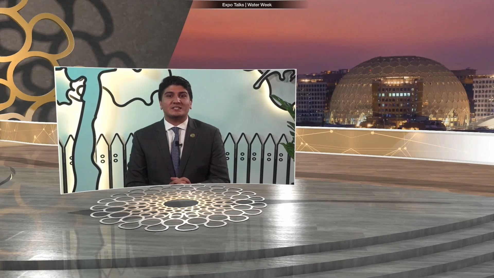 expo 2020 thematic weeks virtual event virtual host