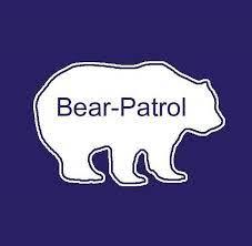 Bear Patrol logo.
