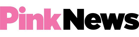 Pink News Logo.
