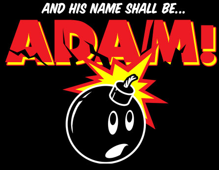 and his name shall be... adam!