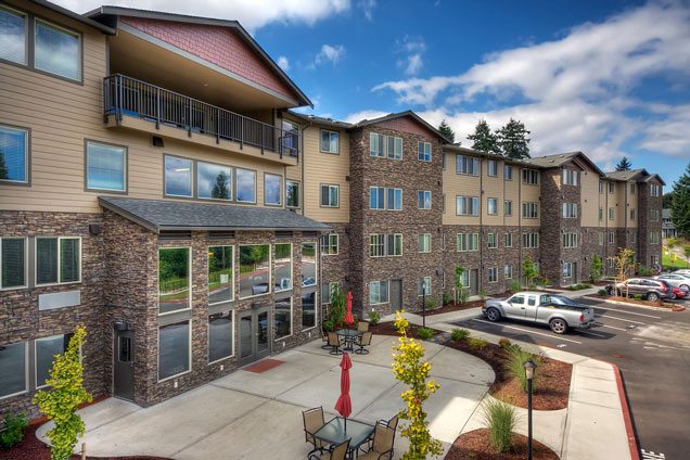 Alder Ridge Senior Apartments