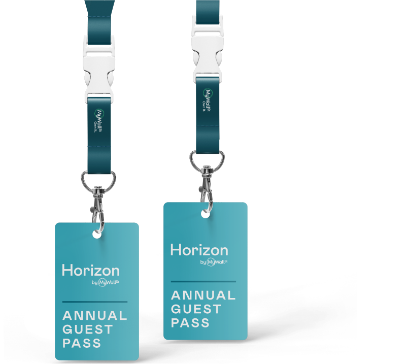 Members-Only Benefit #1: Guest Pass to Horizon Annual Meeting for two.