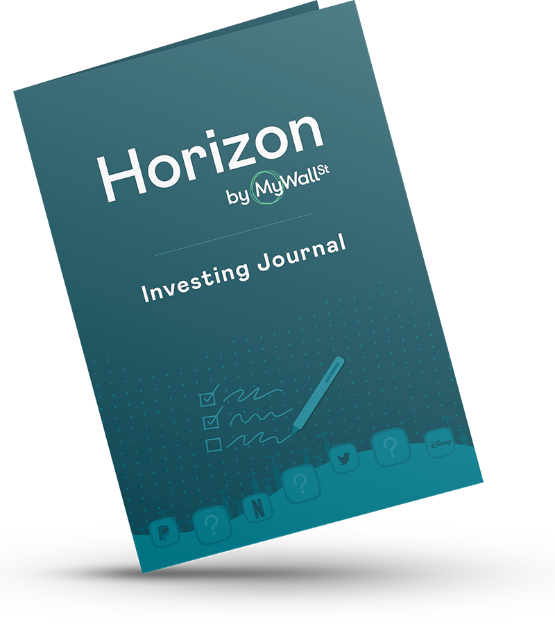 Investing Journal Cover Image