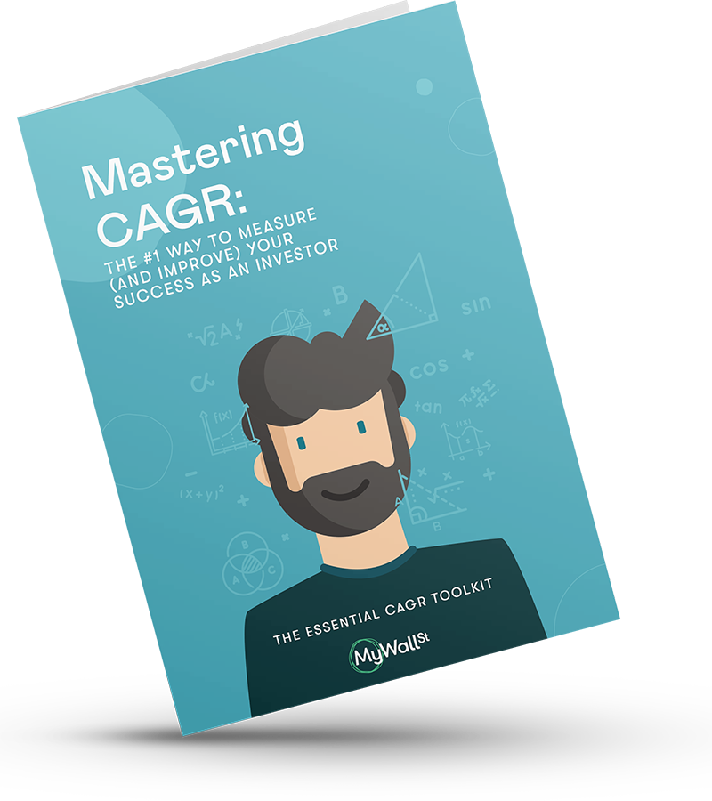 CAGR Book Cover Image