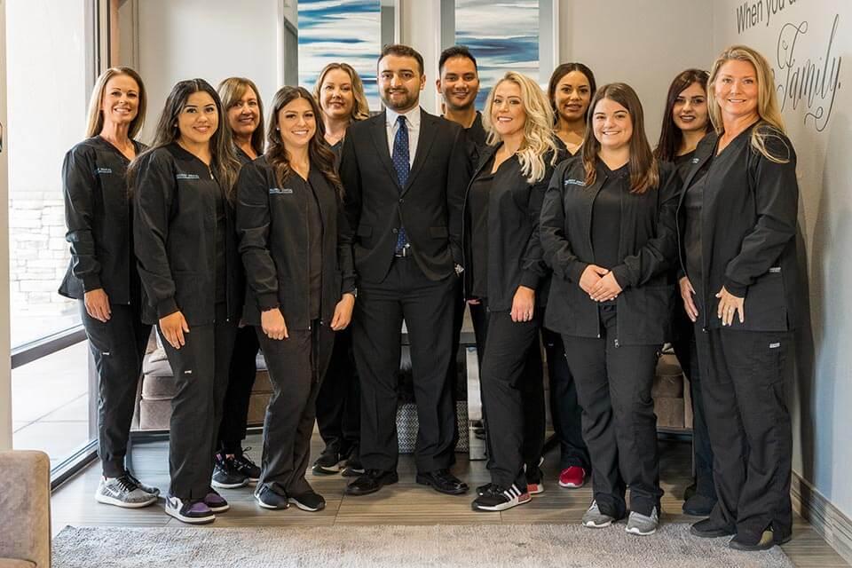 hillcrest Dental Team