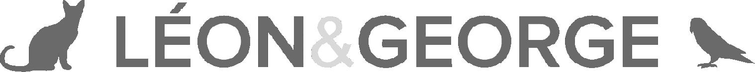 Leon & George logo.