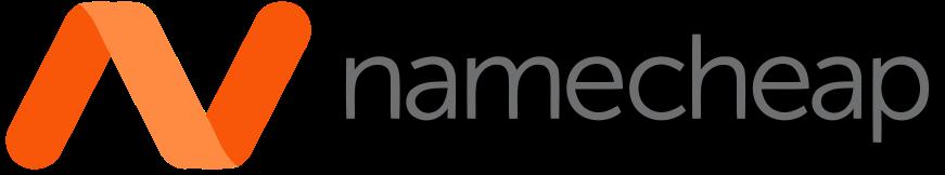 Namecheap testimonial logo.