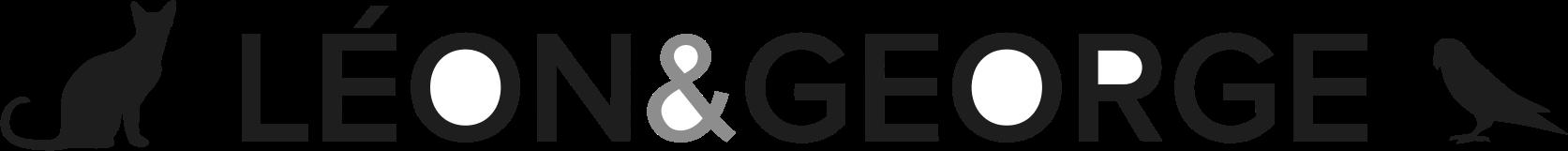 Leon & George testimonial logo.