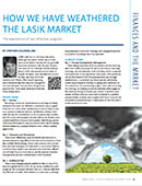 How We Have Weathered the LASIK Market