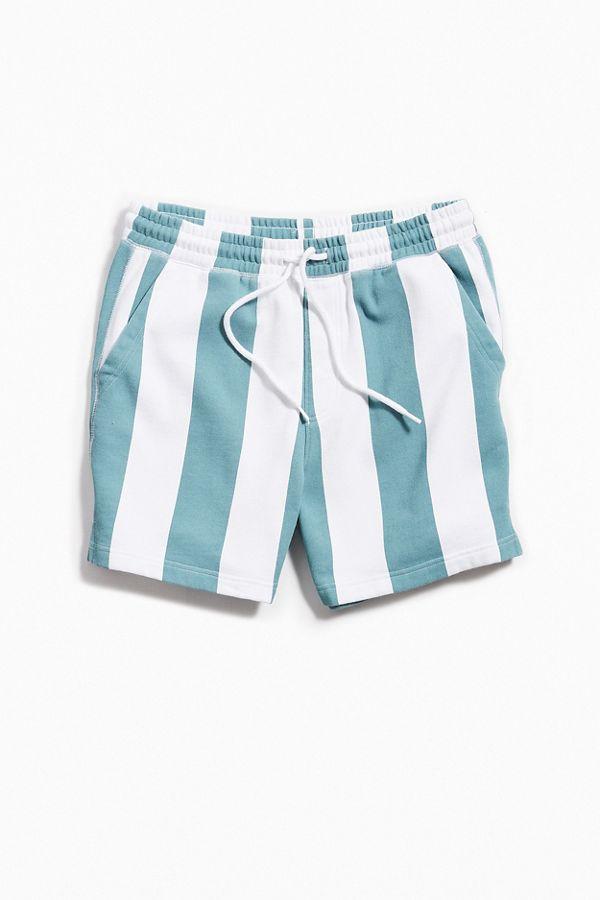 Lucien Stripe Knit Volley Short