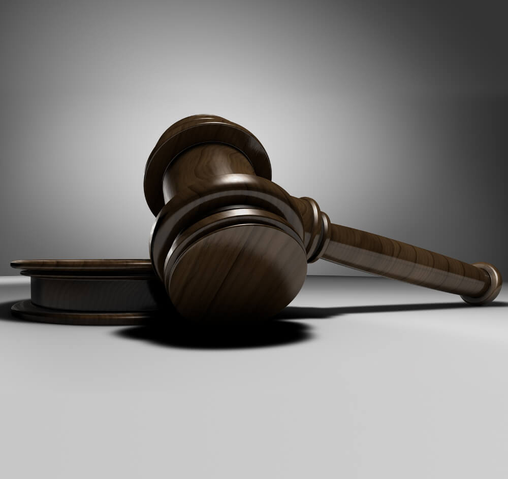Criminal Law gavel
