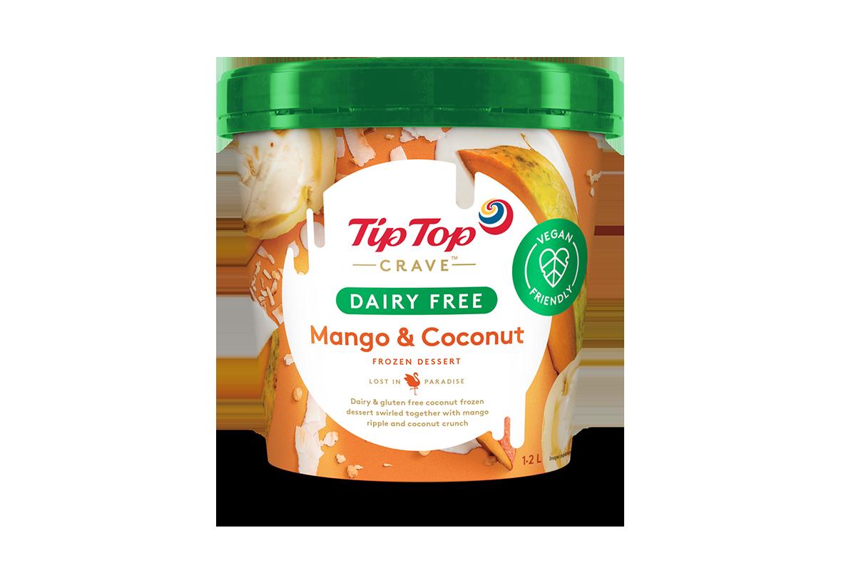 Dairy Free Mango & Coconut